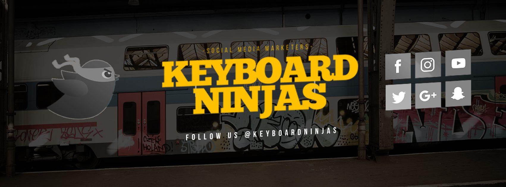 Keyboard Ninjas